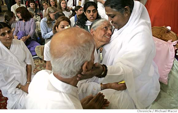 Amma with older woman