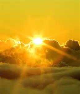 Glorious Sunlight
